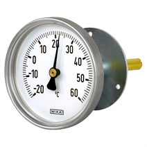 Bimetallic thermometer, model A48